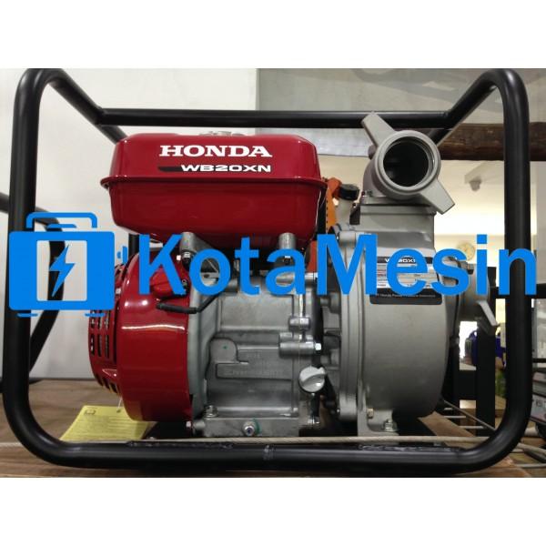 "Kota Mesin - Honda WB 30 XN   Pompa Air   3"" GX 160 5.5HP"