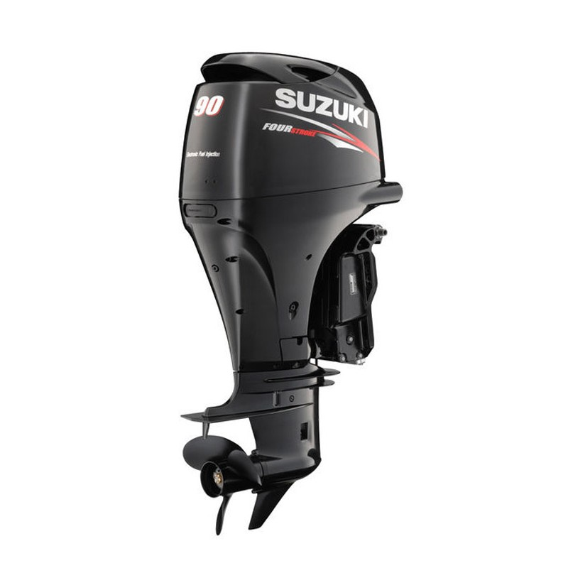 Suzuki df 90 outboard 4 stroke 66 2 kw for Yamaha 90 outboard weight
