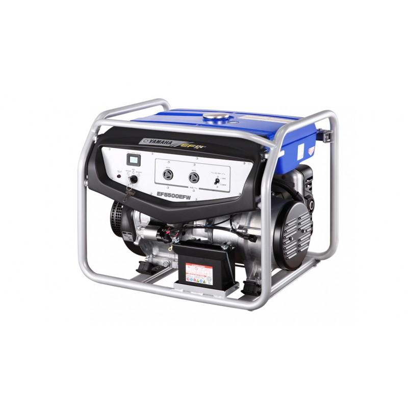 Yamaha ef 5500 fw generator 3 8 kva for 5500 3