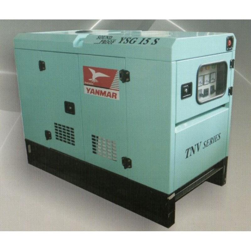 Yanmar YSG-15 S | Diesel Generator | 14 5 KVA